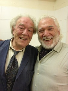 Gambon and me